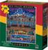 Sun Valley Holiday Mountains Jigsaw Puzzle