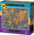 Best of the World Maps / Geography Jigsaw Puzzle