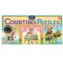 Animal Counting Puzzle Revised Animals Jigsaw Puzzle