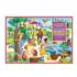 Fairy in Princess Land Giant Puzzle Animals Jigsaw Puzzle