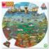 Fish & Boats Under The Sea Jigsaw Puzzle