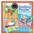 Animal Spelling Animals Children's Puzzles