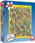 "Simpsons ""Cast of Thousands"" Cartoons Jigsaw Puzzle"