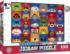 MLB Mascots Baseball Jigsaw Puzzle