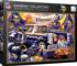 Minnesota Vikings Gameday Football Jigsaw Puzzle