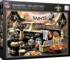 New Orleans Saints Gameday Football Jigsaw Puzzle