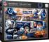 Indianapolis Colts Gameday Football Jigsaw Puzzle
