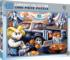 North Carolina Gameday Football Jigsaw Puzzle