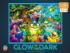 Abracadabra Animals Glow in the Dark Puzzle