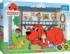 Clifford Doghouse Dogs Jigsaw Puzzle