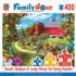 Apple of my Eye Farm Jigsaw Puzzle