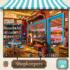 Henry's General Store General Store Jigsaw Puzzle