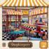 Pop's Soda Fountain Nostalgic / Retro Jigsaw Puzzle