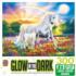 Bedtime Stories Flowers Glow in the Dark Puzzle