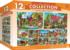 12-Pack - Alan Giana Bundle Landscape Jigsaw Puzzle