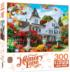 October Skies Birds Jigsaw Puzzle