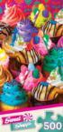 Swirls of Sugar Food and Drink Jigsaw Puzzle