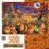 All Hallow's Eve - Scratch and Dent Halloween Glow in the Dark Puzzle