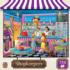 Anna's Ice Cream Parlor Food and Drink Jigsaw Puzzle