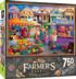Weekend Market Food and Drink Jigsaw Puzzle
