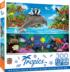 Dolphin Ride Under The Sea Jigsaw Puzzle