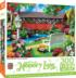 Countryside Park Spring Jigsaw Puzzle