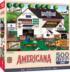 Free Wheeling Farm Jigsaw Puzzle