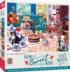 Tea Time Terrors Cats Jigsaw Puzzle