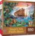 Noah's Ark Finds Shore Animals Jigsaw Puzzle