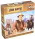 On the Trail Famous People Jigsaw Puzzle