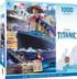 Titanic Collage - Scratch and Dent Boats Jigsaw Puzzle