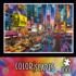 Show Time (Colorscapes) New York Jigsaw Puzzle