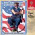 Rosie the Riveter (Saturday Evening Post) Magazines and Newspapers Jigsaw Puzzle