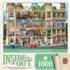 Fields Department Store (Inside Out) Street Scene Jigsaw Puzzle