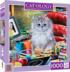 Einstein Cats Jigsaw Puzzle