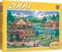 Adirondack Anglers - Scratch and Dent Landscape Jigsaw Puzzle