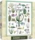 Cacti of the Desert Southwest Flowers Jigsaw Puzzle