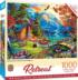 Soaring Sunset Lakes / Rivers / Streams Jigsaw Puzzle