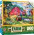 Homestead Farm Countryside Jigsaw Puzzle