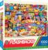 Kids Favorite Foods Food and Drink Jigsaw Puzzle