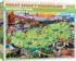 Great Smoky Mountains Maps / Geography Jigsaw Puzzle