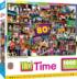 80s Shows Movies / Books / TV Jigsaw Puzzle