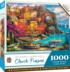 A Beautiful Day at Cinque Terre Italy Jigsaw Puzzle