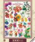Garden Florals Farm Jigsaw Puzzle