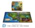 4D Lord of the Rings Middle Earth Fantasy Jigsaw Puzzle