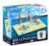 4D Mini London Maps / Geography Jigsaw Puzzle