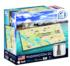 4D Mini Washington D.C. Maps / Geography Jigsaw Puzzle