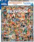 Television History Movies / Books / TV Jigsaw Puzzle