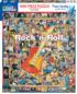 Rock 'n' Roll Famous People Jigsaw Puzzle