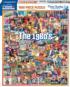 The Eighties Nostalgic / Retro Jigsaw Puzzle